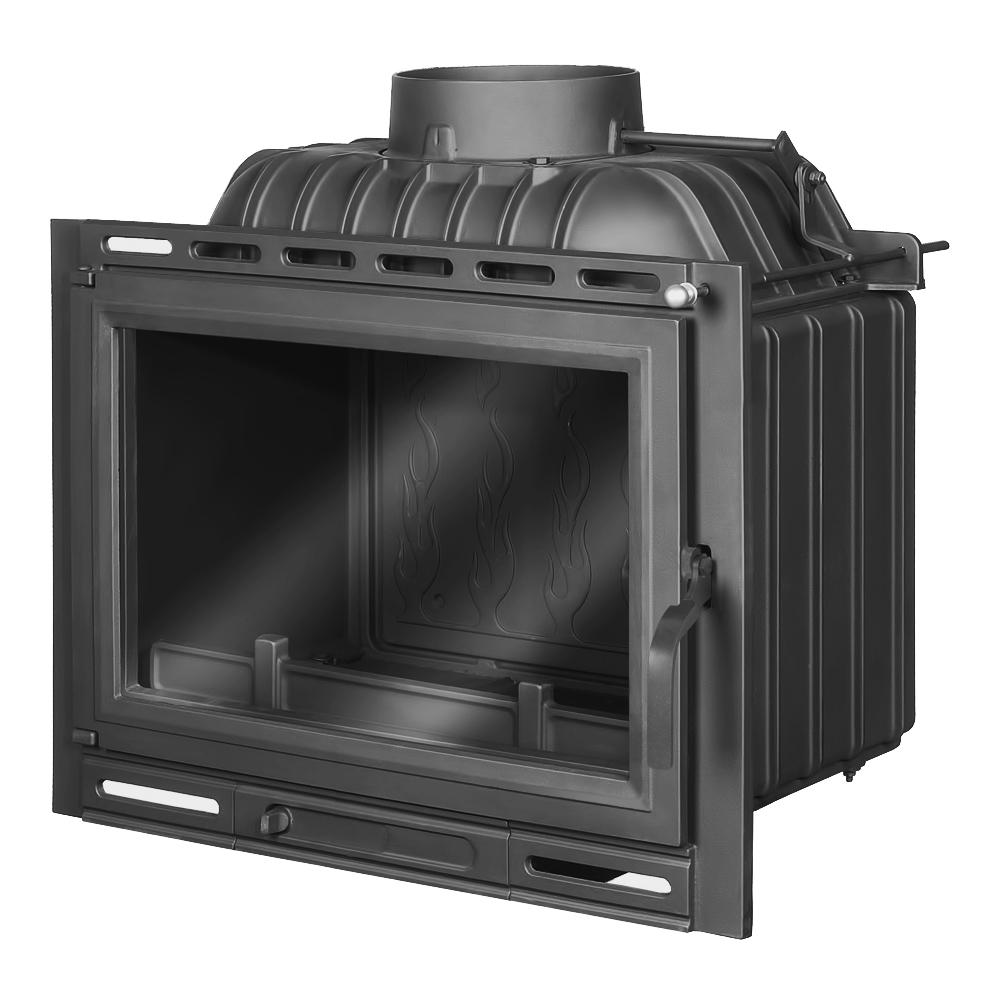 Ecoflam Atos 14 kW | Fireplace inserts, cast iron stoves